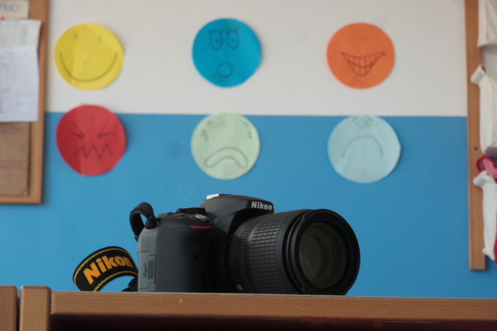 Cosa c'è dietro una macchina fotografica?!