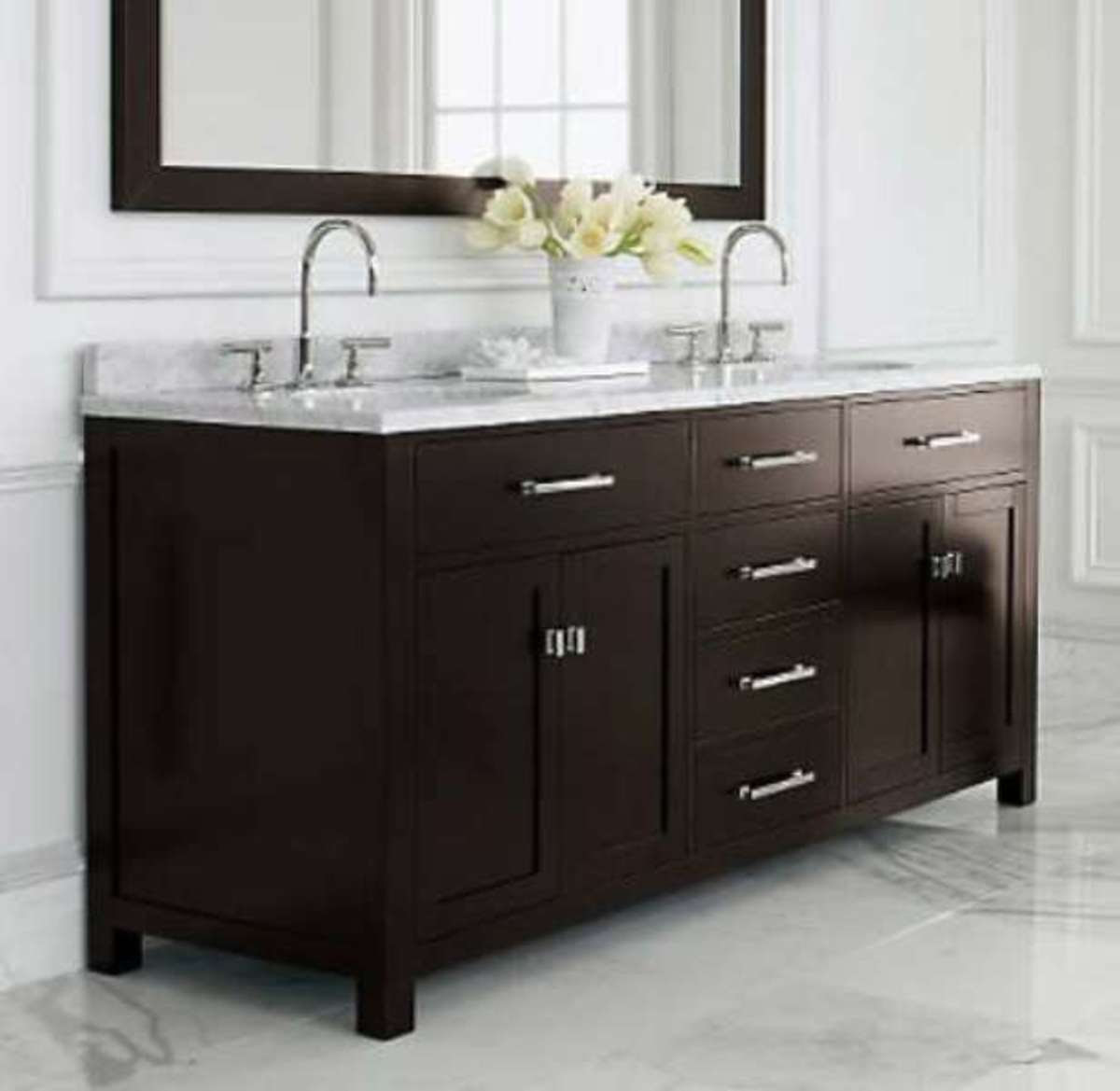 The Cheap Bathroom Vanity