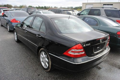 Find used 2002 Mercedes Benz C320 in Strongsville, Ohio ...