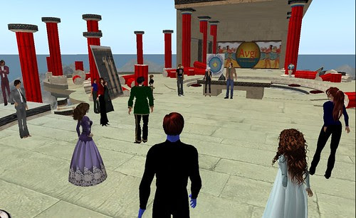 Tour Theology in Second Life 2008 by Robin M. Ashford, on Flickr