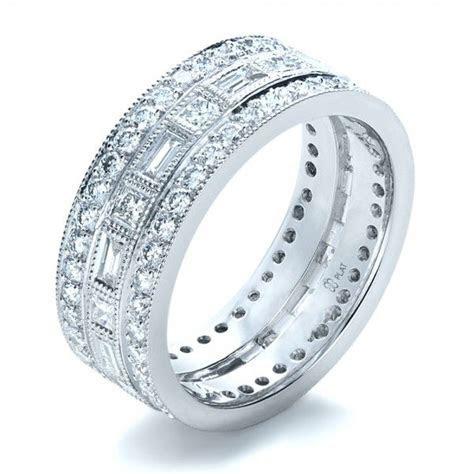 17 Best ideas about Diamond Eternity Rings on Pinterest