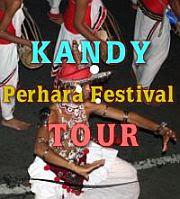 Perhara Festival Tour