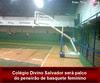 Colégio Divino Salvador promoverá peneira de basquete em 11 de dezembro