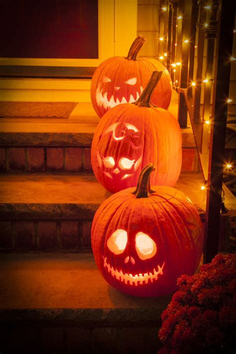 25 Amazing Pumpkin Halloween Decorations Ideas
