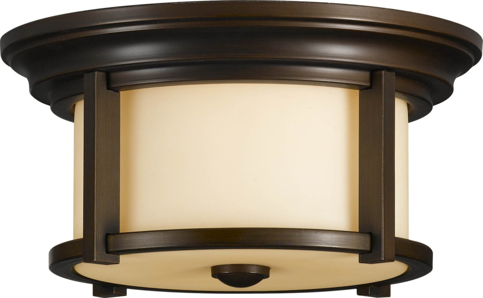 Merrill Transitional Outdoor Flush Mount Ceiling Light ...