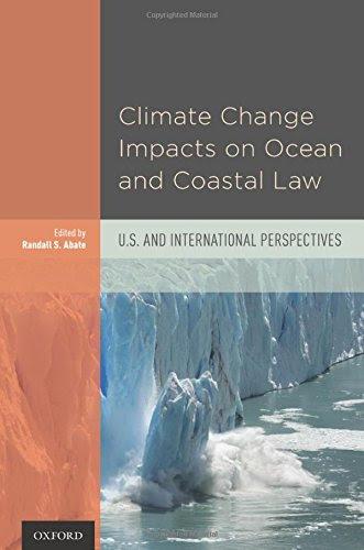 Climate Change, Ocean Law