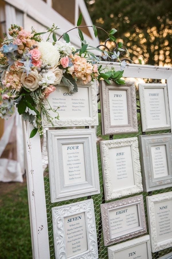 Picture Frame For Wedding Reception