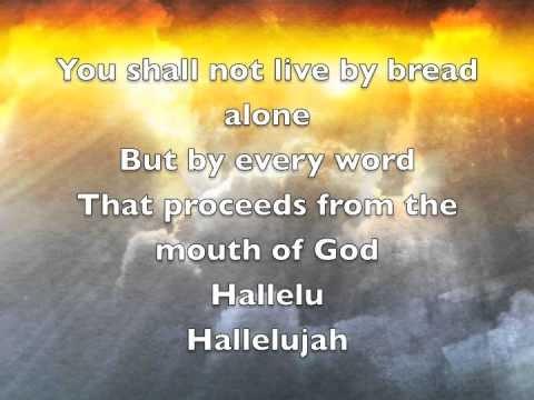 Seek Ye First The Kingdom Of God Lyrics Youtube
