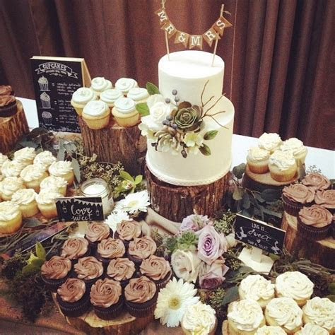 Birch Tree Wedding Cakes & Woodgrain Effects ? Cake Geek