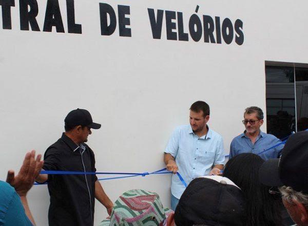 Resultado de imagem para HÉLDER TRAJANO CENTRAL DE VELÓRIOS