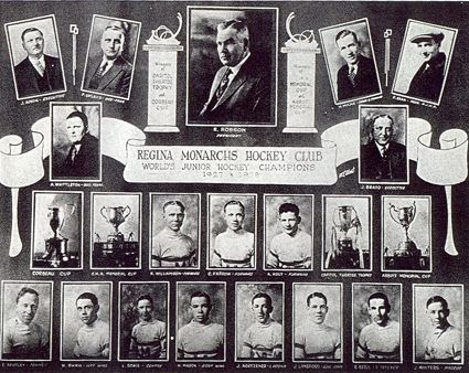 1927-28 Regina Monarchs