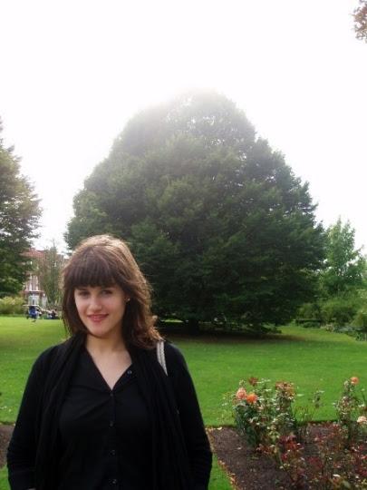 Belen  Cabal de la chica, curso de Excel y Access. Entrevista alumna destacada.