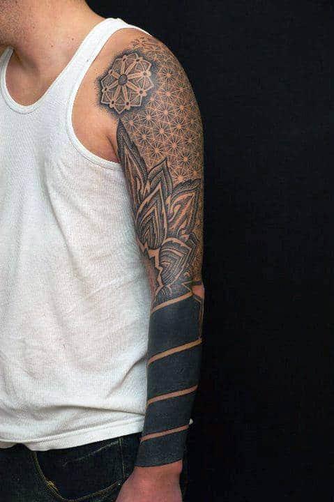 Tatuagens De Manga Idéias Para Homens