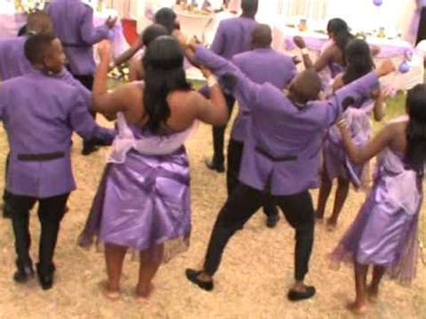 best dance wedding Mrondera Zim 2014   YouTube