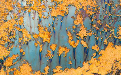 Orange Blue 25490