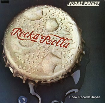 JUDAS PRIEST rocka rolla