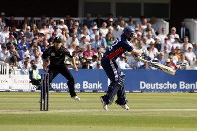 England vs. New Zealand @ Lords