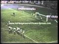 Primer gol de Enzo Francescoli en River
