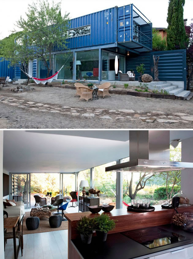 15 Shipping Containers Turned Into Designer Homes 9