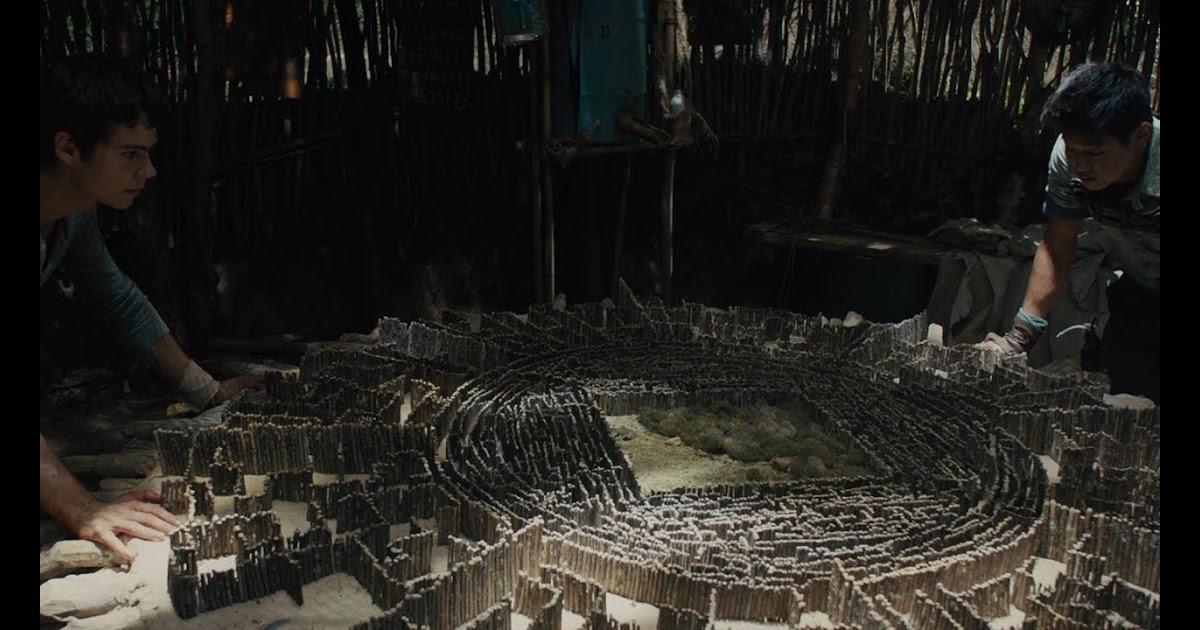The Maze Runner Map