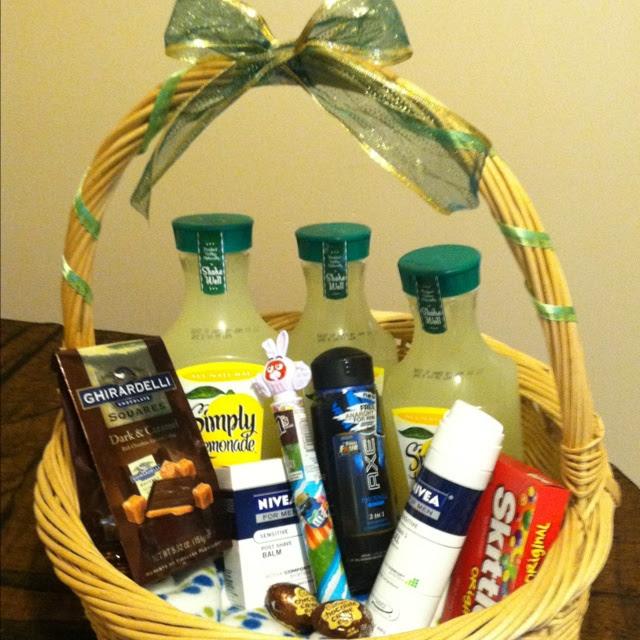 15 Cute Easter Basket Ideas For My Boyfriend Basket Cute My For