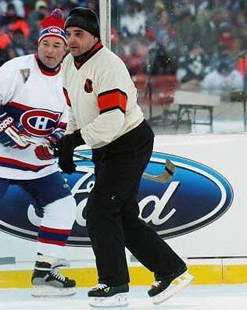 2003 Heritage Classic referee