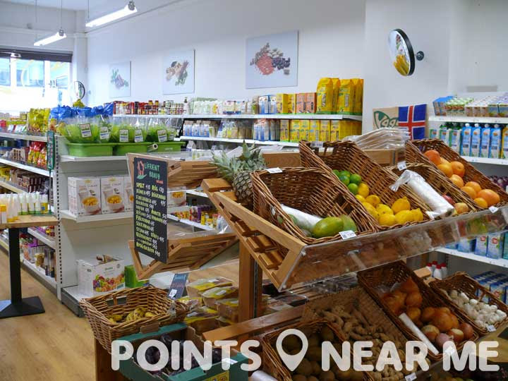 HEALTH FOOD STORES NEAR ME - Points Near Me