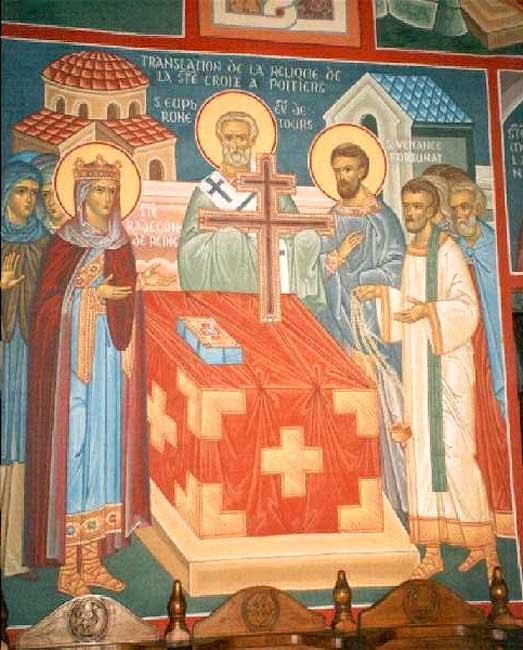 img ST. EUPHRONIUS, Bishop of Tours in France