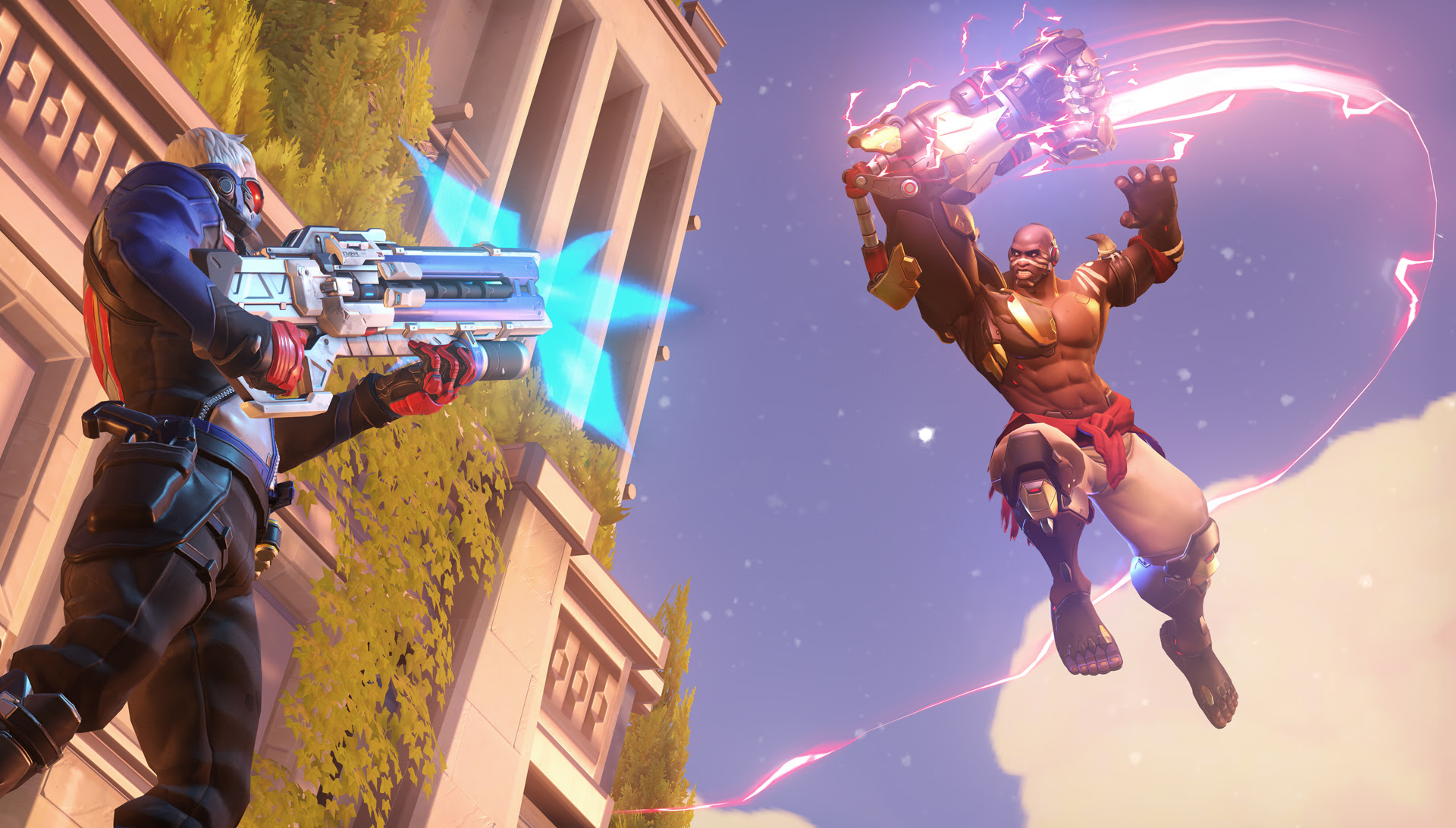 Doomfist joins Overwatch on consoles and PC next Thursday screenshot