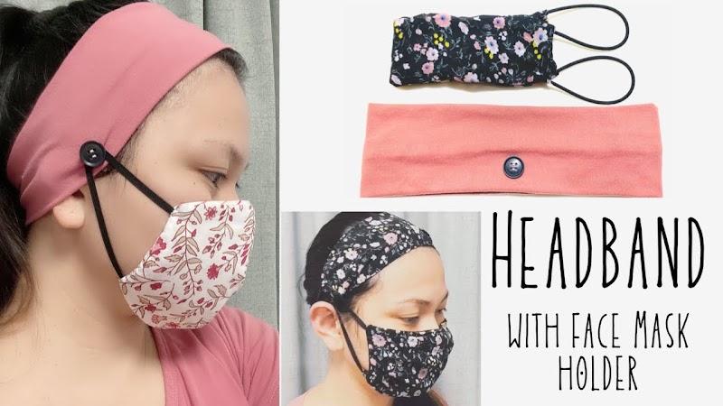 Diy Face Mask Holder