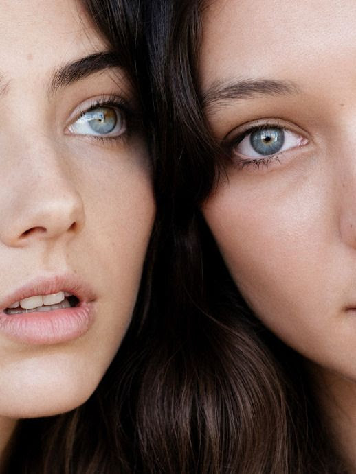 How To Do Barely There Makeup Eyebrows Brows Lashes Mascara Blush Glow Clear Skin Le Fashion Blog