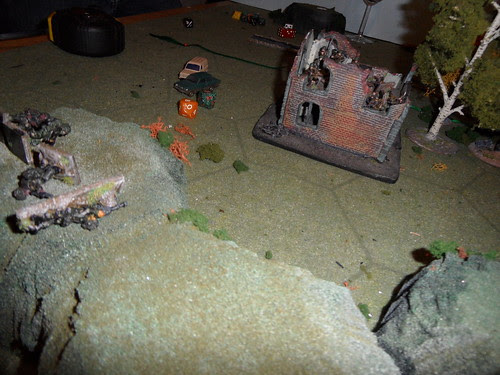 Fire support team outgunned