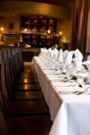 Intimate Downtown Boise Restaurant Wedding