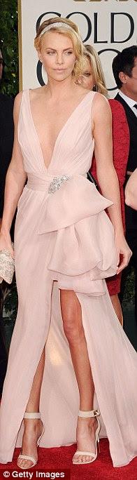 Charlize Theron: a Victoria Beckham fã?