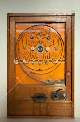 パチンコ台の写真イラスト素材 写真素材ストックフォトの定額制