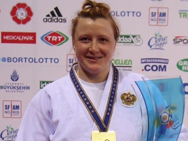 Yelena Ivashchenko (RUS) - Judoka de 28 años