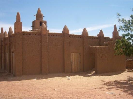 Timbuktu Mud Mosque