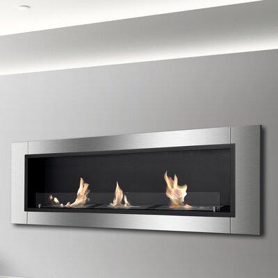 Ignis Wmf 022g 2 Ardella Wall Mount Bio Ethanol Fireplace