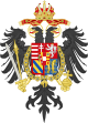 Middle Coat of Arms of Leopold II and Francis II, Holy Roman Emperors.svg