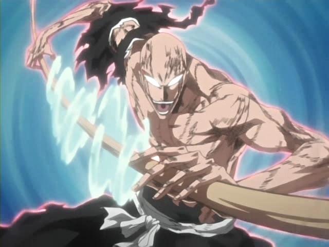 Ikkaku Bleach Anime Photo 13344469 Fanpop
