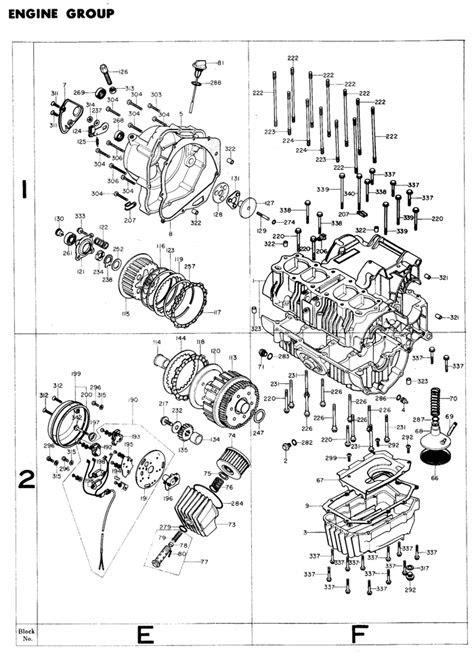 Honda Motorcycle Engine Diagram - Automotive Wiring Schematic