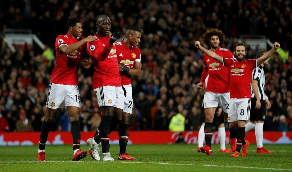 Image result for Manchester United overtake Real Madrid, FC Barcelona as Europe's biggest earners