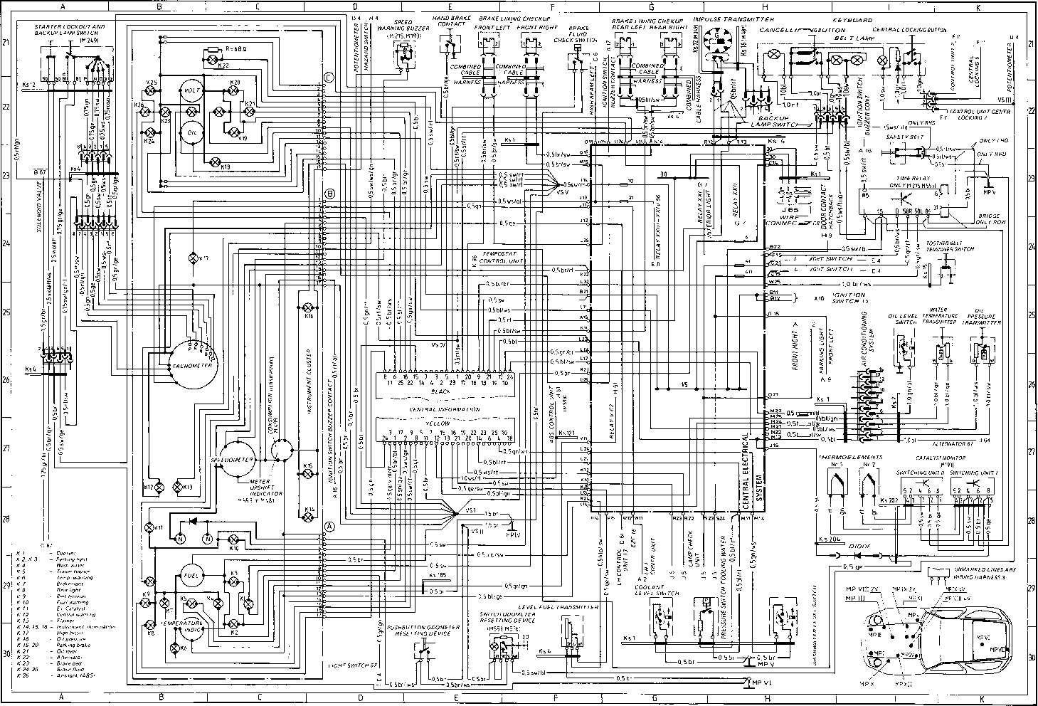 Diagram 1965 Porsche Wiring Diagram Full Version Hd Quality Wiring Diagram Mybodydiagram Argiso It