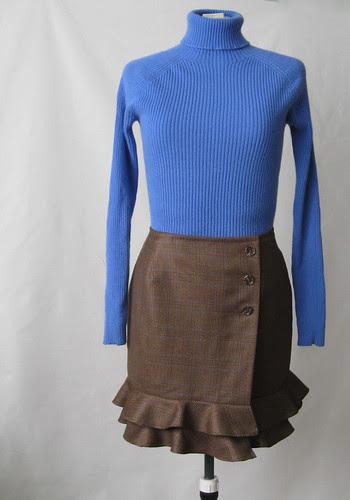 Ruffle skirt for Lia1