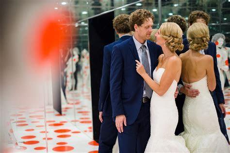 Mattress Factory Wedding   Mellon Park Ceremony   Pittsburgh