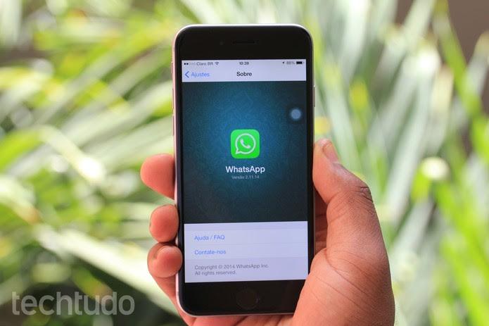 Entenda o trocadilho por trás do nome WhatsApp (Foto: Anna Kellen Bull/TechTudo)