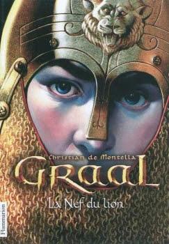 Couverture Graal, tome 3 : La Nef du lion
