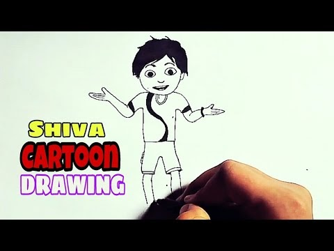 25 Best Looking For Sonic Shiva Cartoon Drawing Armelle Jewellery