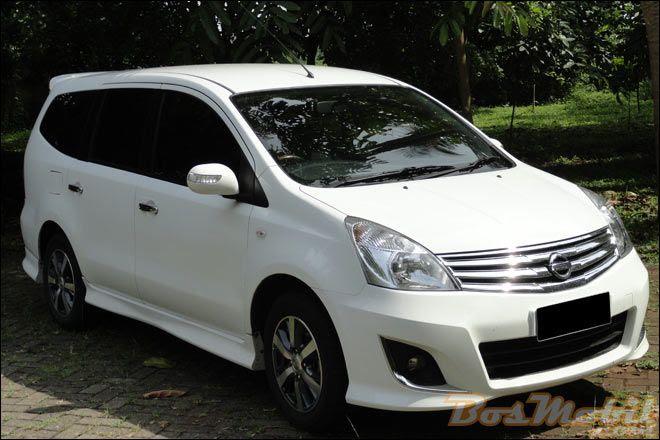 Modif Nissan Grand Livina Putih Modif Mobil Pinterest