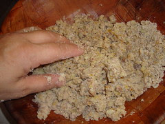 chestnut truffles